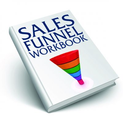 Sales Funnel Workbook Cover