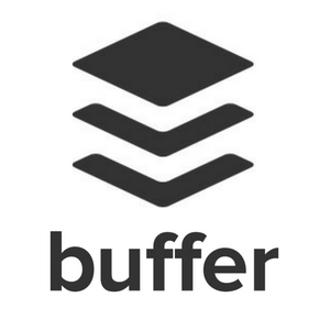 buffer logo square