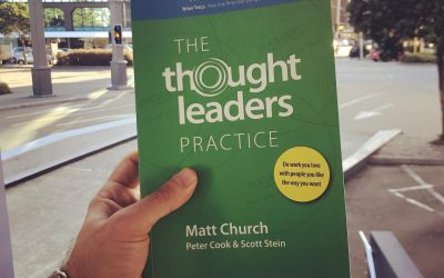 [Book Review] The Thought Leaders Practice