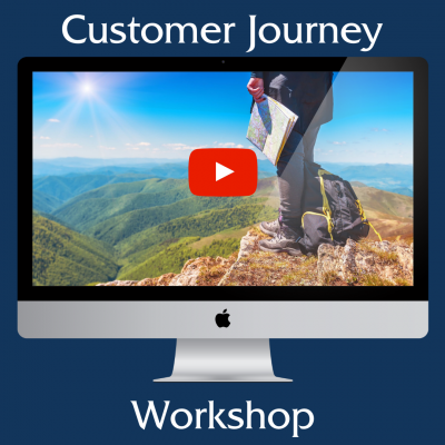 customer journey workshop product tile